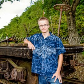 Senior Portraits at Drakes Well