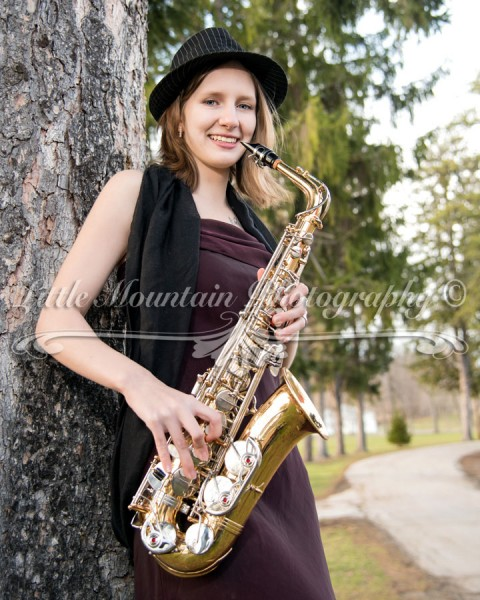 Class of 2017, Senior Portraits, Saxaphone player, Northwestern High School, Albion Pennsylvania, Crawford County Photographer, Senior Pictures, Fine Art Portraiture, Heirloom Portraits, Family Portraits, Little Mountain Senior Portraits