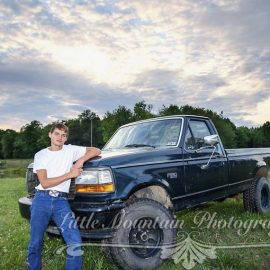 A guy and his truck